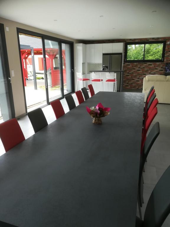 Table de 4 m
